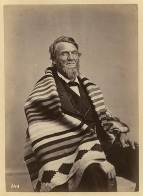 W.F.M. Arny by William Henry Jackson.