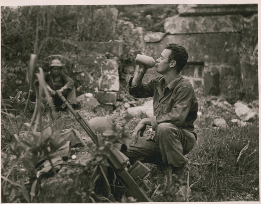 BATTLE OF OKINAWA, 1945, BY W. EUGENE SMITH