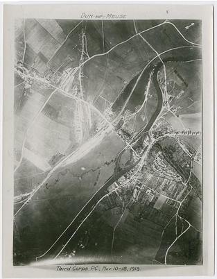 WWI AERIAL PHOTOGRAPHS 1