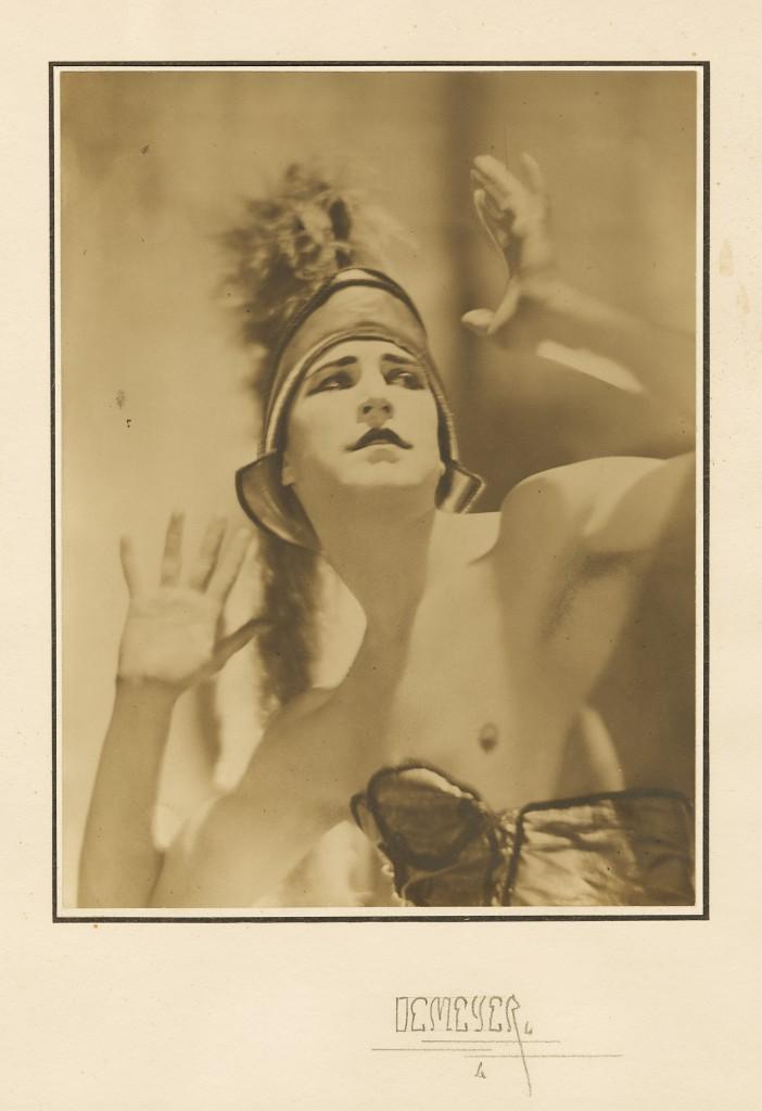 Robert Stowitz, Diagalev Ballet by Baron de Meyer