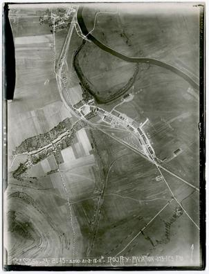 WWI AERIAL PHOTOGRAPHS 2