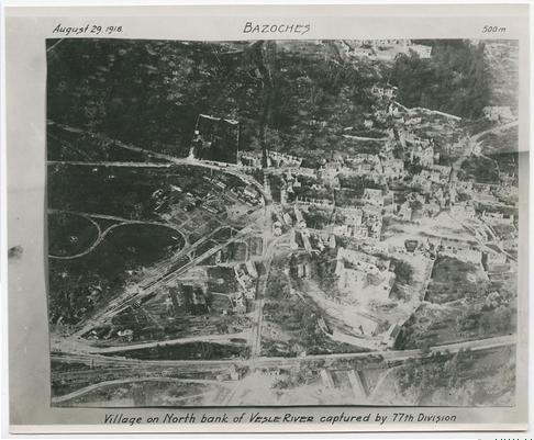 WWI AERIAL PHOTOGRAPHS 3
