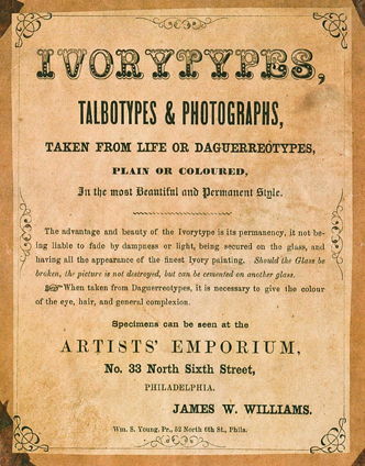 Ivorytype