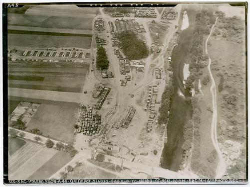 WWI AERIAL PHOTOGRAPHS 5