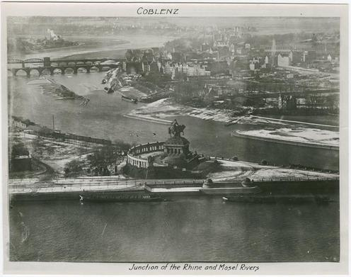 WWI AERIAL PHOTOGRAPHS 6