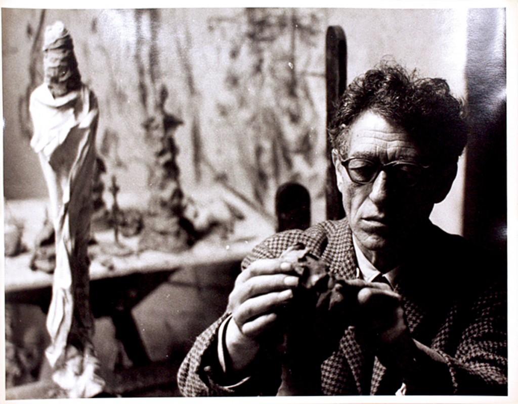 Giacometti Modeling