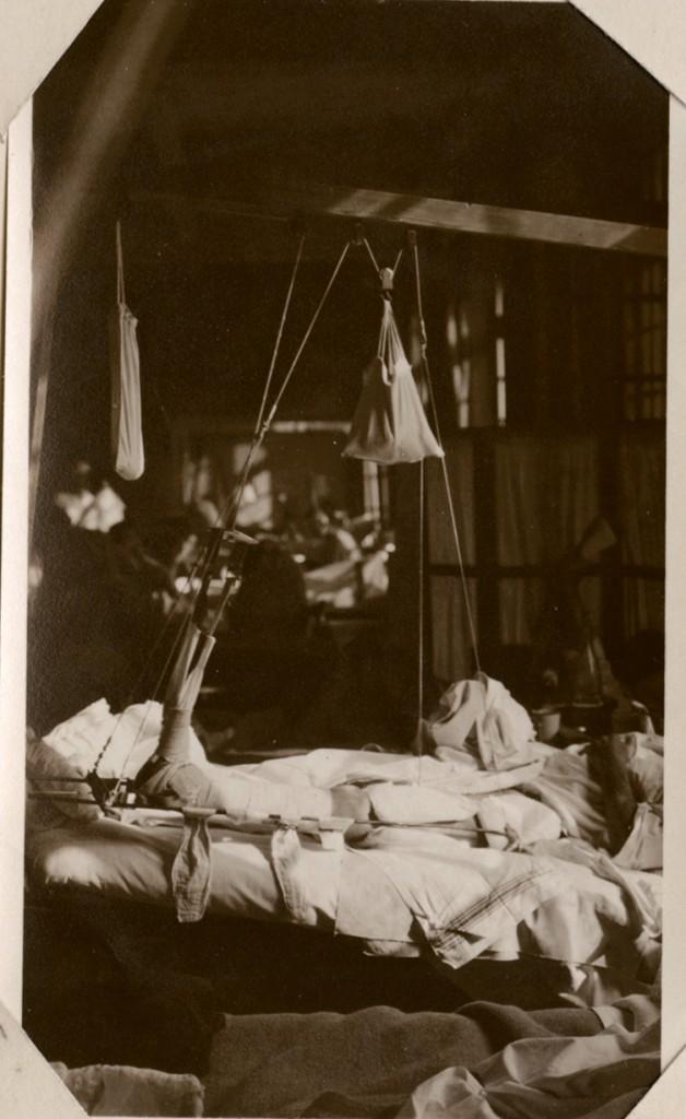 WWI Hospital