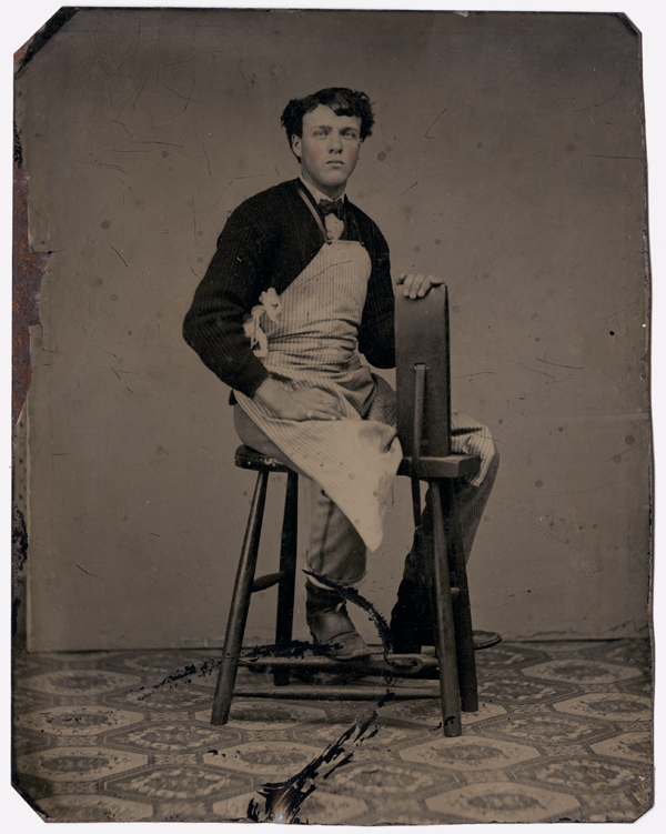 Occupational Tintype